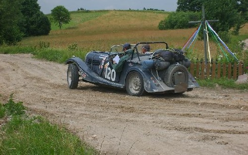 120 David Spurling(GB) / Jonathan Spurling(GB), 1953 - Morgan plus 4 poj.1991