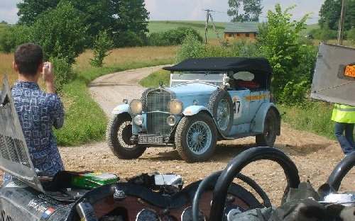 47 Rollo Malcolm-Green(GB) / Anthony Crew(GB), 1930 - Delage D6L, poj.3075